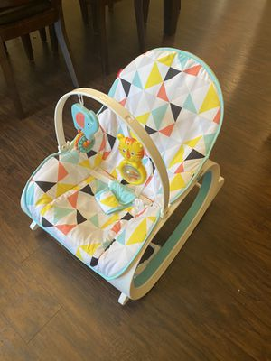 Infant-to-Toddler Rocker for Sale in Creve Coeur, MO
