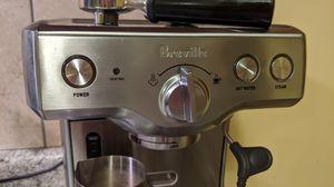 Breville Due Temp Espresso Machine for Sale in Chicago, IL