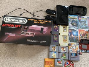 BIG NINTENDO LOT!!!!! Plus more - $850 for Sale in Damascus, OR