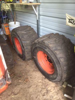 Bobcat tires for Sale in Gary, IN