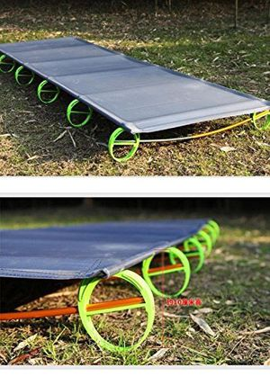 Portable Folding/Collapsable Camping Cot - Hiking - Ultra Light - Put in your backpack - Brand New for Sale in Rosemead, CA