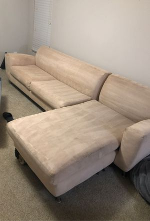 Sectional (pull out bed) for Sale in Alpharetta, GA