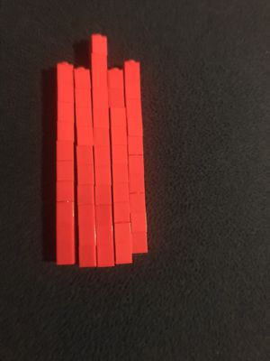 Lego 1x1 bricks red around 52 for Sale in Los Angeles, CA
