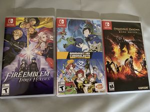 Nintendo switch games For sale! for Sale in San Diego, CA
