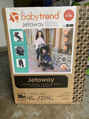 Baby trend/Jetaway/stroller/brand new never used comes with the original unopen box/retail is $149 for Sale in Portland, OR