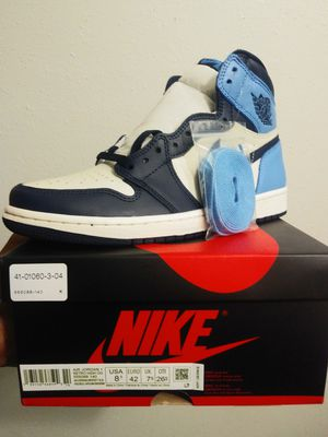 "Air Jordan 1 ""Obsidian UNC"" for Sale in Houston, TX"