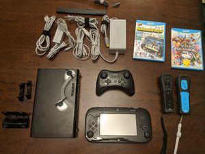 Nintendo Wii U Console - 2 Games for Sale in Phoenix, AZ
