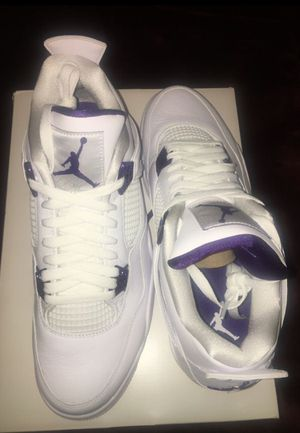 Jordan 4 Purple addition!!! Size 12 available for Sale in Memphis, TN