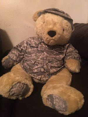 Teddy bear us air force for Sale in Norfolk, VA