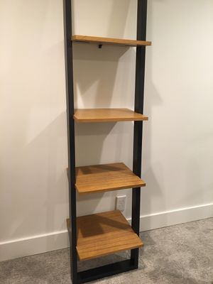 West Elm Leaning Shelf for Sale in Normandy Park, WA