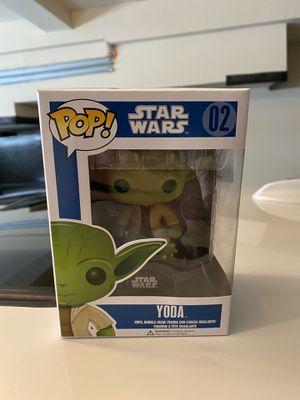 Funko POP Yoda ( #02) for Sale in Seattle, WA
