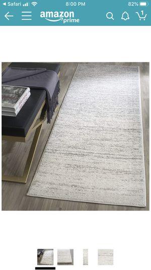 """Safavieh 2.6""""x16"""" runner rug for Sale in Hoboken, NJ"""