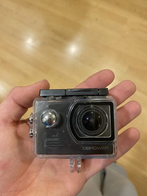 DBpower Action Camera for Sale in Maple Valley, WA