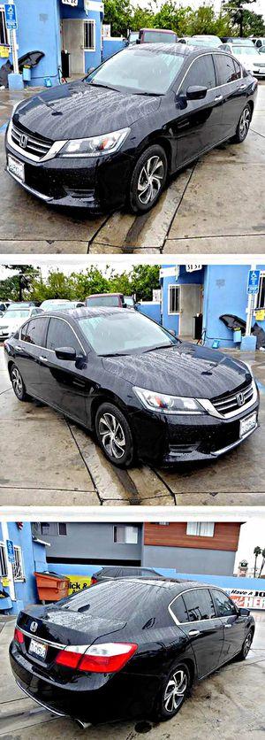 2015 Honda AccordLX Sedan CVT 82k for Sale in South Gate, CA