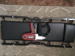 Impact Wrench and Creeper for Sale in Hayward, CA