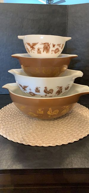 Pyrex Early American for Sale in Londonderry, NH