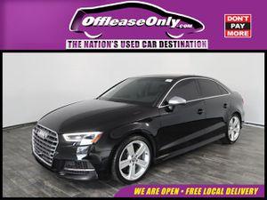 2018 Audi S3 for Sale in Miami, FL