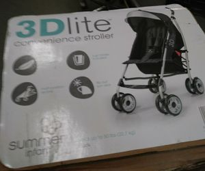 3Dlite convenience stroller by summer infant for Sale in Alameda, CA