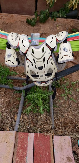 Troy Lee designs downhill mountain bike chest protector for Sale in Phoenix, AZ