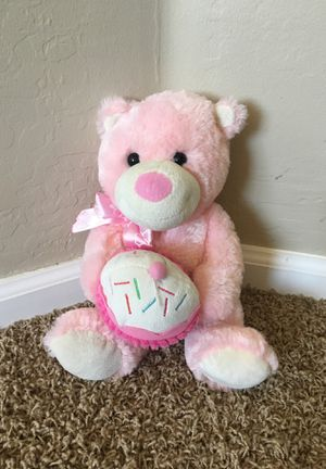 Valentines Day Bear Stuffed Animal for Sale in Surprise, AZ
