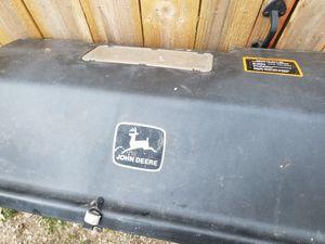 John Deere Bagger Bagging System *Missing The Bags* for Sale in Johnsburg, IL