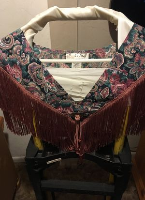 1980 vintage shawl for Sale in Bonita Springs, FL