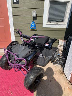 110cc custom taotao 4wheeler for Sale in Burkburnett, TX