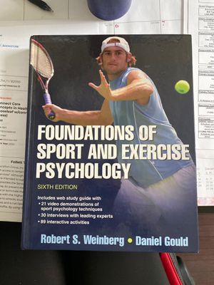 Foundation of Sport and Exercise Psychology for Sale in Fresno, CA