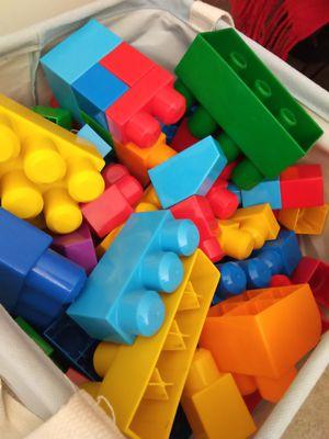 Couple hundred mega blocks bloks for Sale in Alexandria, VA