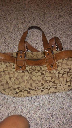 Coach purse for Sale in El Dorado, KS