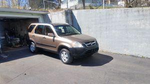 2002 Honda CRV for Sale in New Britain, CT