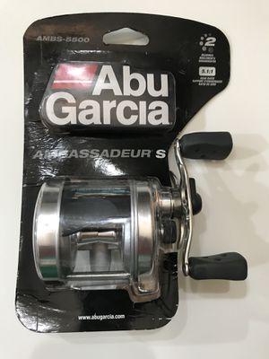 NEW Abu Garcia Ambassadeur S 5500 open face fishing reel for Sale in Alvin, TX