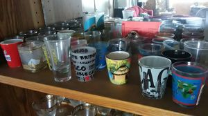 Shot glass collection, 100 for Sale in Culver City, CA