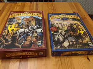 Board game: Thurn und Taxis for Sale in Redwood City, CA