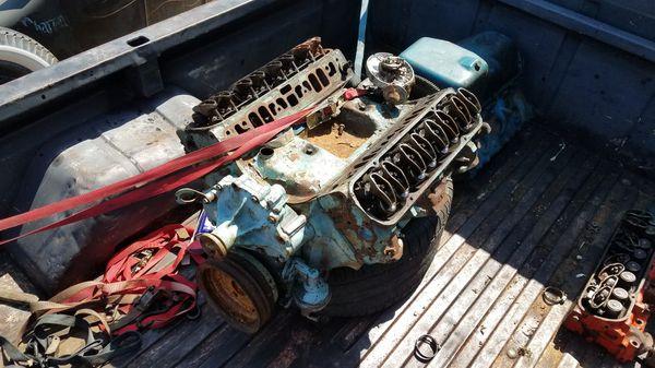 pontiac heads 6x8 143 4x for Sale in Buckley, WA - OfferUp