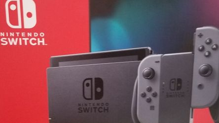 New Nintendo Switch V2 Grey for Sale in Reston,  VA