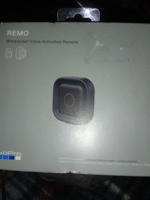 New Go Pro Voice Activated Remote For Hero 5 for Sale in Marietta, GA