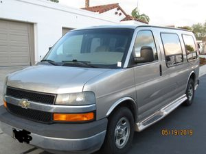 2003 Chevy Express conversion van for Sale in Oceanside, CA