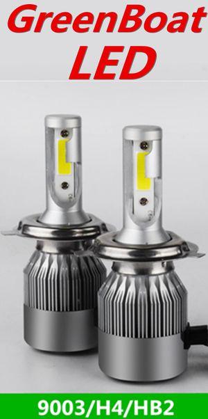 H4 9003 led bulbs for Sale in La Palma, CA