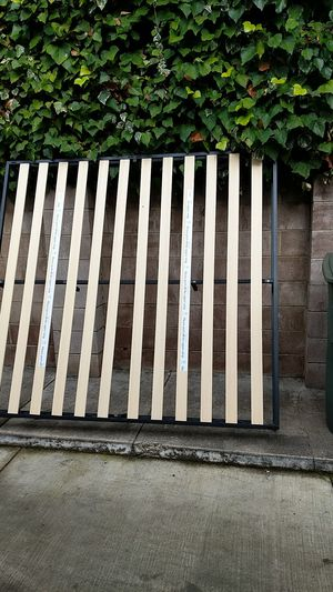 FREE King size bed frame for Sale in Palo Alto, CA