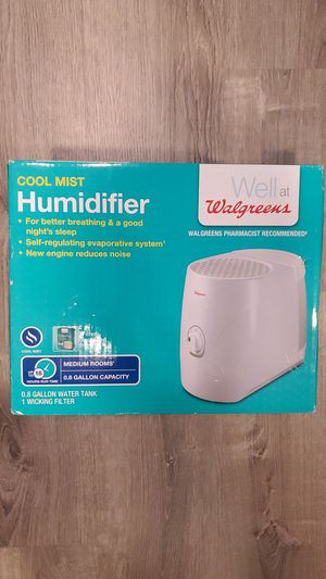 Cool Mist Humidifier for Sale in Itasca, IL