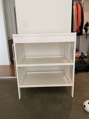 IKEA changing table for Sale in Huntington Beach, CA