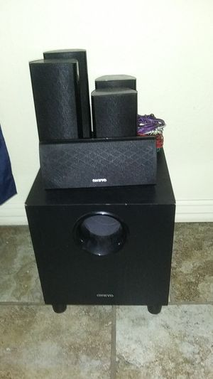 ONKYO SPEAKERS for Sale in Fort Smith, AR