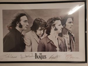 The Beatles poster for Sale in Victorville, CA