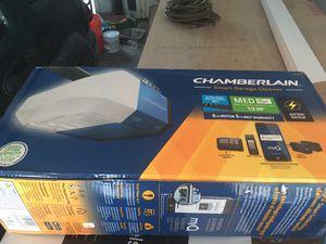 Chamberlain garage door opener for Sale in Sacramento, CA