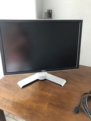 "Dell 24"" monitor for Sale in Punta Gorda, FL"