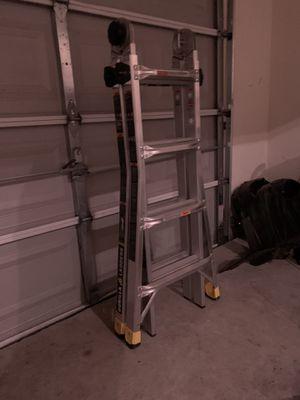 18 FT Gorilla Ladder / Brand New for Sale in Snellville, GA