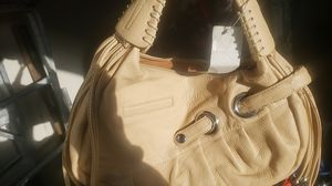 Tan colored leather authetic prada bag for Sale in North Las Vegas, NV