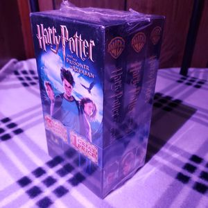 Harry Potter VHS Classic (3) sealed for Sale in Sylvester, WV