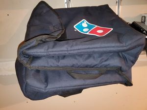 Genuine Authentic Domino's Pizza Insulated Delivery Bag for Sale in Saint Paul, MN